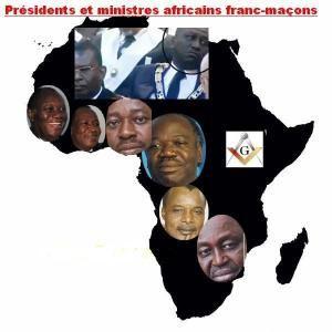 La Françafrique, la franc-maçonnerie et l'Afrique