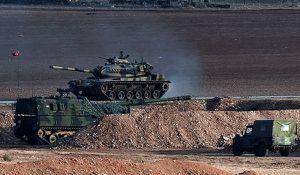 L'armée turque entre dans les territoires du nord-est de la Syrie (FNA)