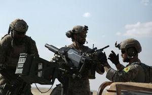 Les forces spéciales US reçoivent l'ordre de retirer sur leur costume militaire les insignes d'une milice kurde (Washington Times)