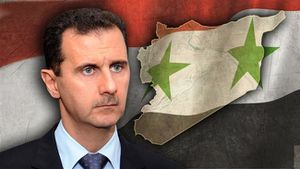 La donne change en faveur d'Assad (Press TV)