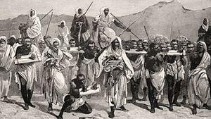 L'amnésie des états d'Afrique noire face à l'esclavagisme historique des arabes (Rpmedias)