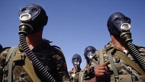 L'armée syrienne recule face aux armes chimiques (Voltaire.net)