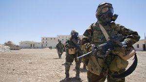 Daech utilise des gaz innervants contre l'armée syrienne à Al-Riqqa (Strategika 51)