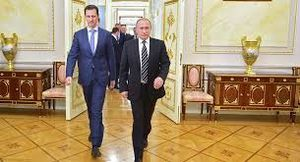 La Russie va-t-elle lâcher Assad ? (Press TV)