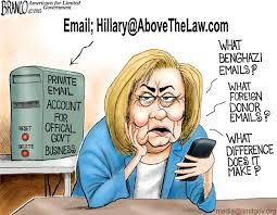 Email-gate. Hillary Clinton entendu pendant plus de 3 heures par le FBI (Washington Post)