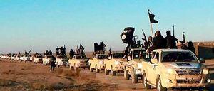 L'éradication de Daech n'est pas le but de guerre des USA (LGS)