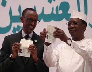 UA : lancement du premier passeport africain (Africanews)
