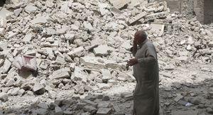 Stoppons nos frappes en Syrie et renforçons l'ONU (LGS)