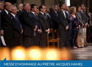 Hommage au prêtre : les Républicains fous de rage contre l'Elysée pour une photo coupant Sarkozy (Russia Today)
