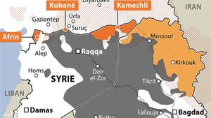 Une seconde base US en Syrie ? (Press TV)