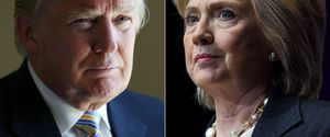 Clinton devance Trump de 12 points selon Reuters/Ipsos (Reuters)