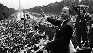 Le 28 août 1963, Martin Luther King marchait sur Washington (JAI)