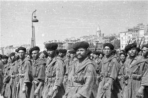 """Ces """"soldats indigènes"""" qui ont sauvé Marseille (Mondafrique)"""