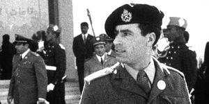 Ce jour-là : le 1er septembre 1969, le colonel Kadhafi renverse la monarchie libyenne (JAI)