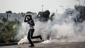 Au Gabon, la victoire contestée d'Ali Bongo stigmatise le Haut-Ogooué (Slate)