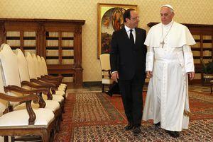 Le chef de guerre français est-il allé au Vatican pour expier ses crimes ?