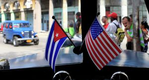 L'embargo américain a coûté 5 milliards USD à Cuba en un an (AFP)