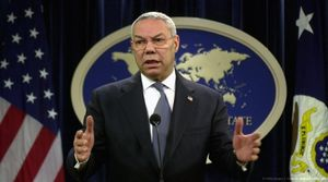 Colin Powell déclare qu'Israël a 200 têtes nucléaires (Times of Israel)