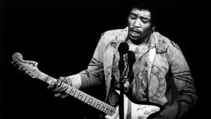 Jimi Hendrix et The Star Spangled Banner. Retour sur une mort suspecte / Hendrix and The Star Spangled Banner. Return on a suspicious death (Vidéos)