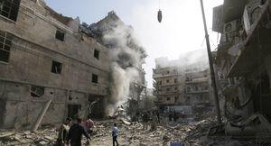 L'Officier US n'était pas là pour répondre aux alertes des Russes au sujet du bombardement des troupes syriennes par la coalition (The Hill)