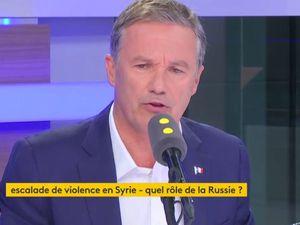 &quot&#x3B;Les médias soutiennent Daesh&quot&#x3B;. Quand Closer tronque les propos de Dupont-Aignan (vidéo)