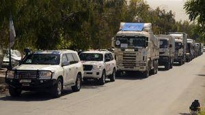 Selon des experts, l'attaque du convoi humanitaire de l'ONU à Alep relève de la «mise en scène» (RT)