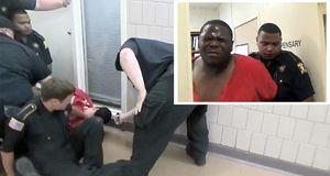 Texas. Mort en détention d'un prisonnier noir après avoir été asphyxié par ses gardes (Vidéo)