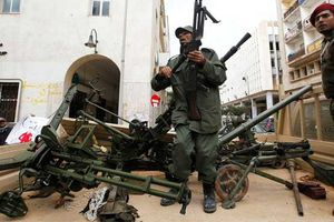 La Grande-Bretagne reconstruit l'armée libyenne qu'elle a détruite