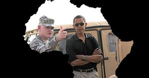 "New Dawn For ""America's Africa"": Obama Deploys First Contingent of US Ground Troops to South Sudan (Global Research.ca)"