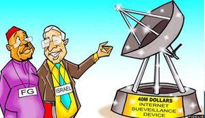 Un fabricant d'armes israélien, prend le contrôle de la totalité de l'Internet du Nigéria (Mondialisation.ca)