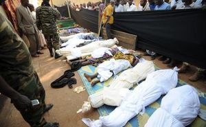 Carnage en Centrafrique. Des &quot&#x3B;milliers&quot&#x3B; de morts...