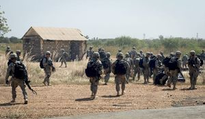 US military forces mobilised amid South Sudan crisis (WSWS)