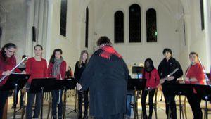 Le concert de Noël 2013