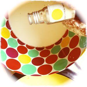 Tarte au citron savonneuse