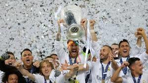 Pour la onzième fois, le Réal Madrid sur le toit de l'Europe