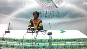Mme Coulibaly SORI