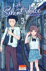 A silent voice, tome 3