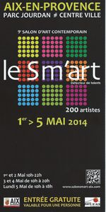 Spécial Copinage: Sm'Art 2014