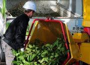 Opération broyage et compost