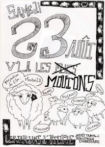 Le 23 v'la les moutons !