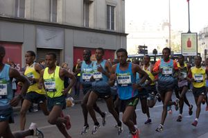 Marathon de Paris : oui mais ensemble...