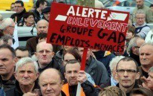 Des groupuscules derrière la colère des Bretons ? « Un chiffon rouge »