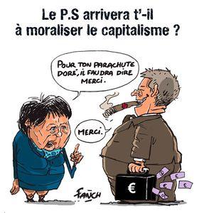 La gauche de droite est au pouvoir, par Gérard Mordillat