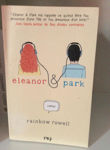 Eleanor &amp&#x3B; Park - Rainbow Rowell