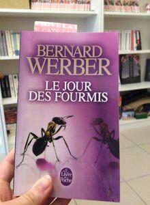 Les fourmis tome 2 - Bernard Werber