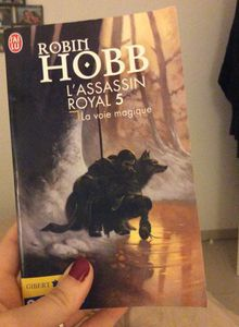 L'assassin royal tome 5 - Robin Hobb
