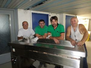 AIMA et AMC France Ukraine envoient un camion de matériel médicalisé en Ukraine
