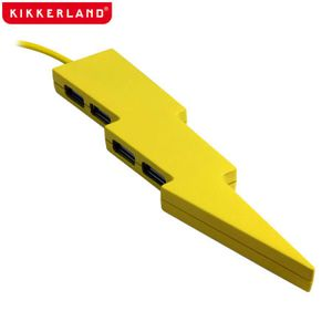 [Test] Hub 4 ports USB Kikkerland - Éclair