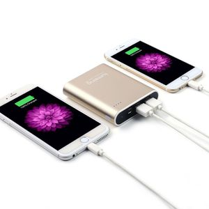 Test - Lumsing® Grand Series A1 Plus Portable Battery - Gold