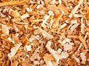 poussières de bois